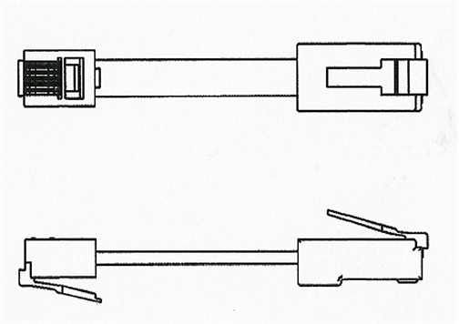 rj45 to rj11 patch cable diagram simple wiring diagram schemacblrlc00 rj45 to rj11 g3 to red lion instrument via rs485 red rj11 4 pin connector diagram rj45 to rj11 patch cable diagram